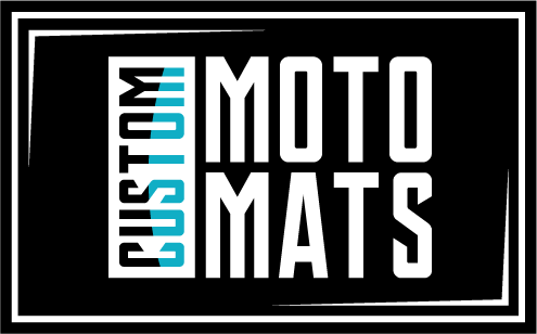 Logo - Custom Moto Mats