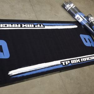 Matten blauw - Custom Moto Mats