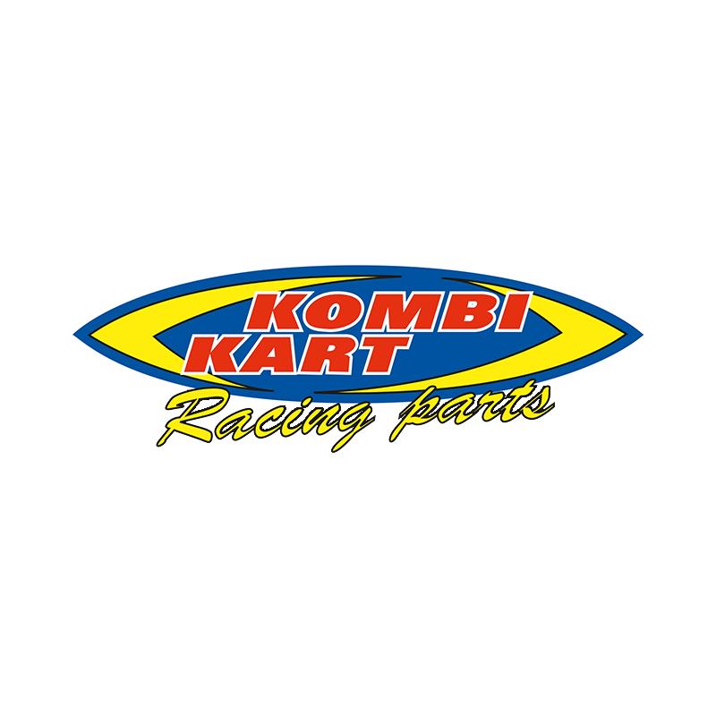 Kombi Kart logo - Custom Moto Mats