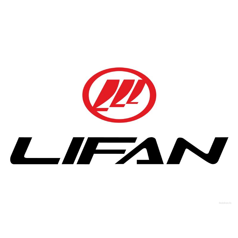 Lifan logo - Custom Moto Mats