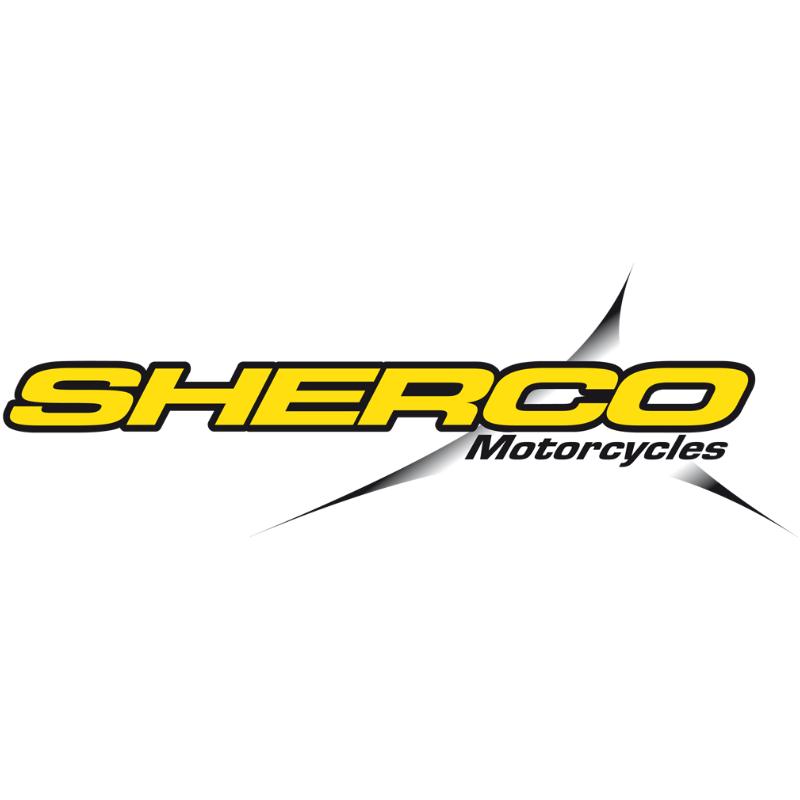 Sherco logo - Custom Moto Mats