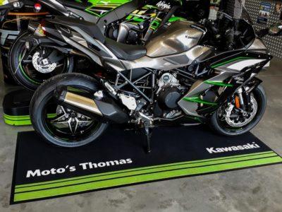 Showmodel - Custom Moto Mats